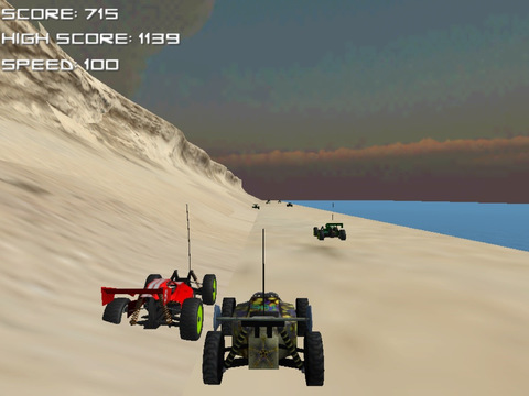 3D RC Beach Buggy Race - eXtreme Real Racing Offroad Rally Games screenshot 10
