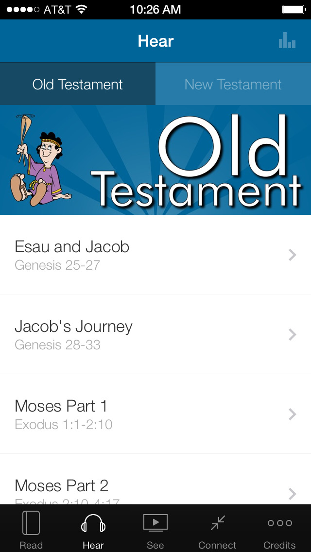 Bible Storyteller screenshot 1