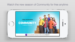 Yahoo Screen — Watch free live concerts, video clips, tv, and more! screenshot 1