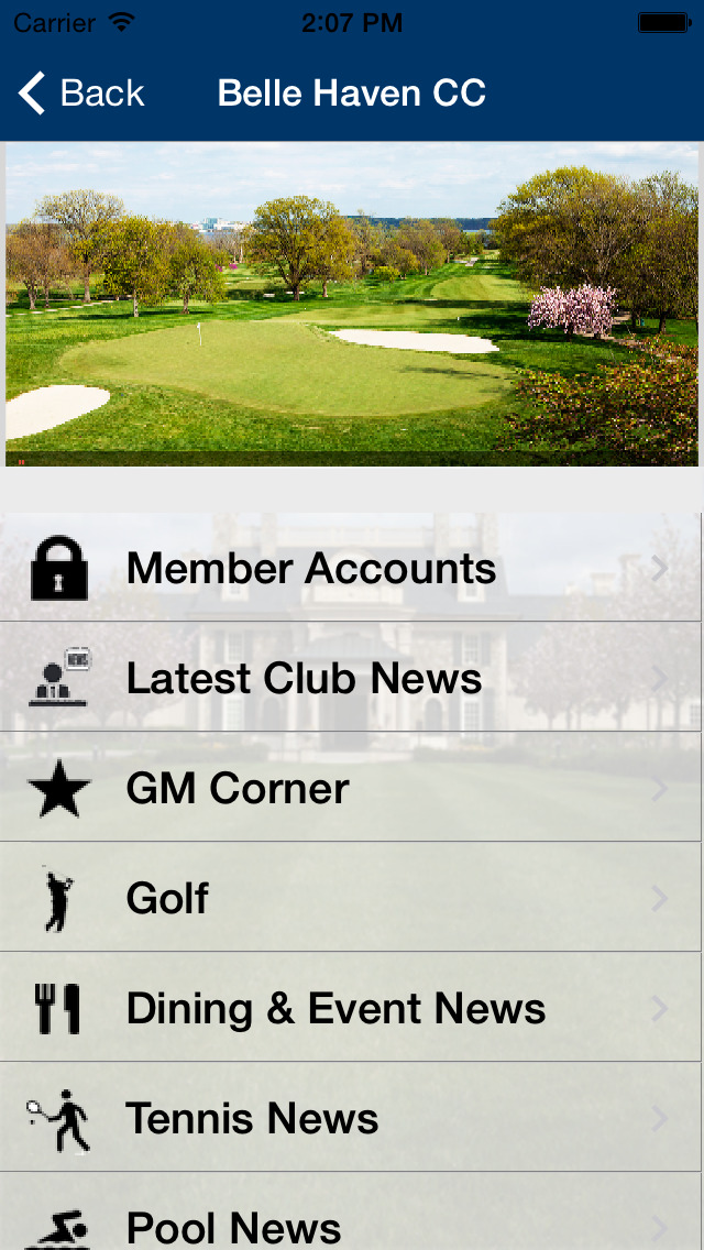 Belle Haven Country Club screenshot 3