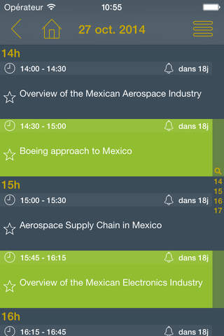 Aerospace Meetings GDL 2014 - náhled