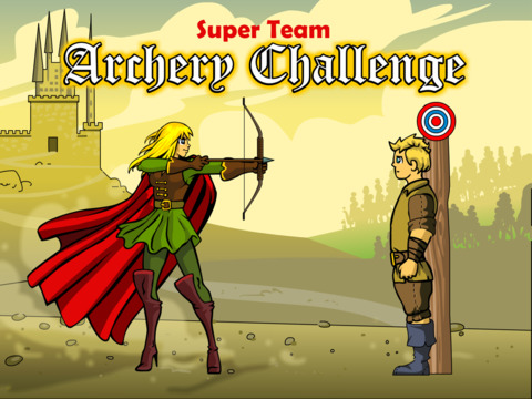 Archery Bow and Arrow Super Team Target by Top Best Fun Cool Games screenshot 5