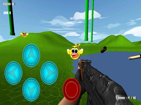 Flappy Must Die FPS screenshot 8