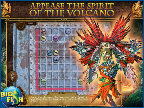 Mayan Prophecies: Cursed Island HD - A Hidden Objects Puzzle Adventure screenshot 3