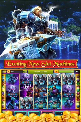 Ace 777 Gods of Olympus Casino - Sexy Goddess Slot - náhled