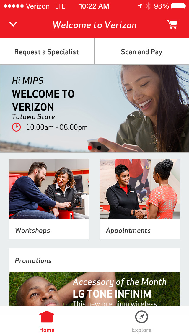 My Verizon screenshot 5