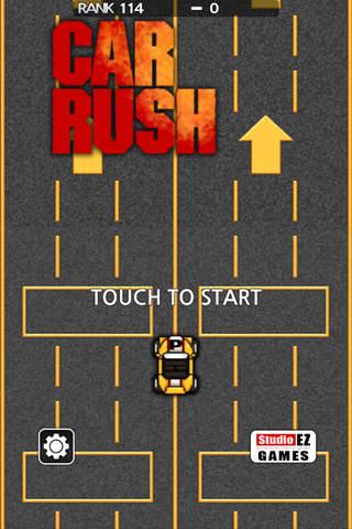 Car Rush I - náhled