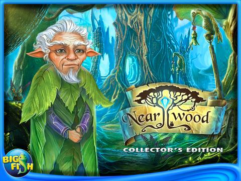Nearwood HD - A Hidden Object Game with Hidden Objects screenshot 5
