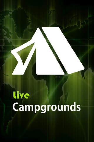 Campground Finder - World Live - náhled