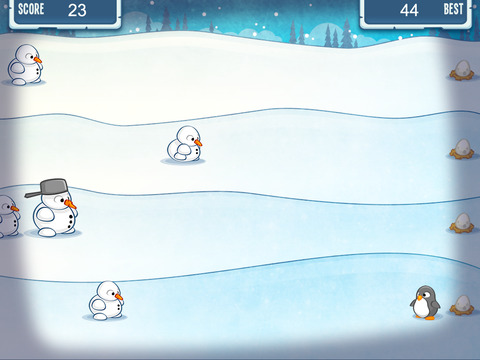 Snow Fight screenshot 3