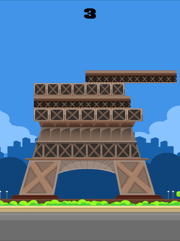 French Tower Builder Lite screenshot 6