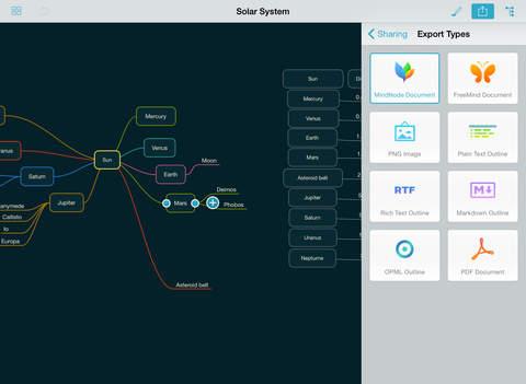 MindNode – Delightful Mind Mapping screenshot #5