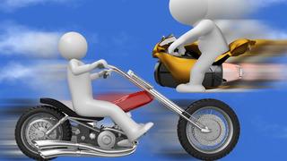 A1 Motorcylce Race Track Jumper Professional screenshot 1