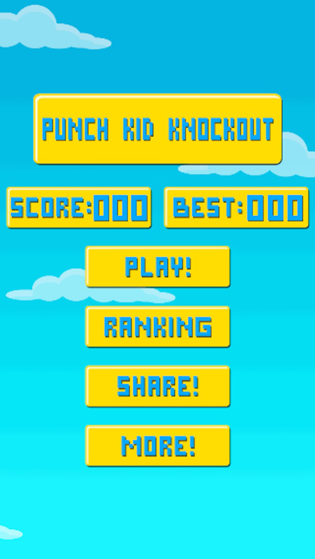 Punch Kid Knockout FREE screenshot 2