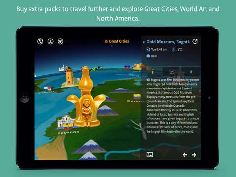 Barefoot World Atlas screenshot 9