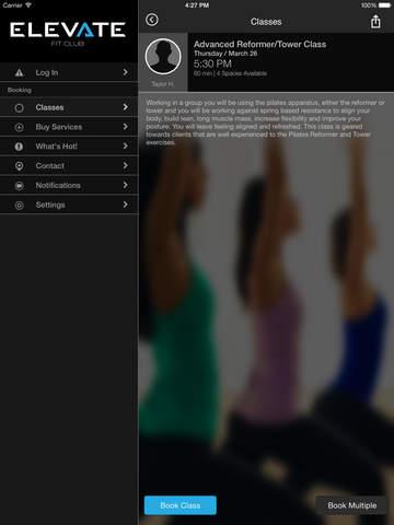 Elevate Fit Club screenshot #3