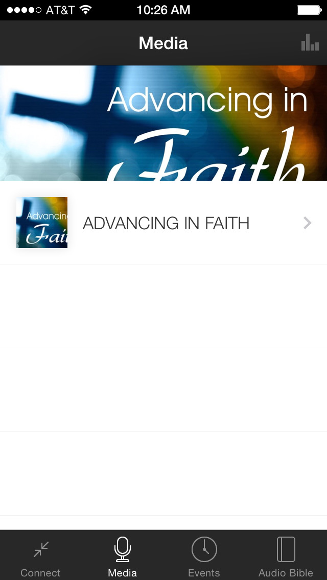 The March of Faith Ministries screenshot 1