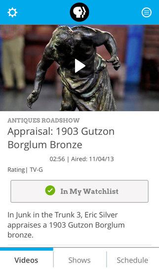 PBS Video screenshot 3