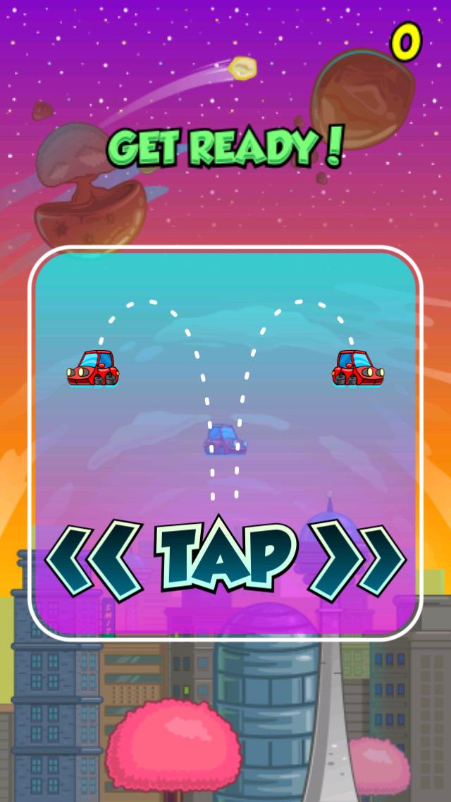 Space Car Jump screenshot 1