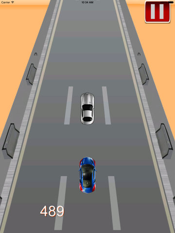 Angry Racing Turbo Chase - Car Race Manager screenshot 9