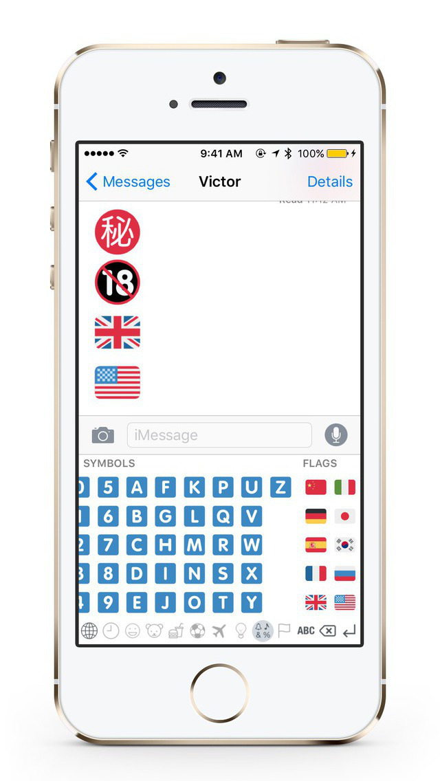 Twemoji Keyboard Pro - Twitter Emojis for Everyone screenshot 4