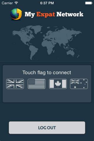 My Expat Network VPN Pro - náhled
