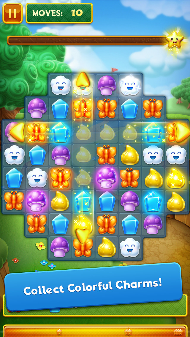 Charm King™ screenshot #1