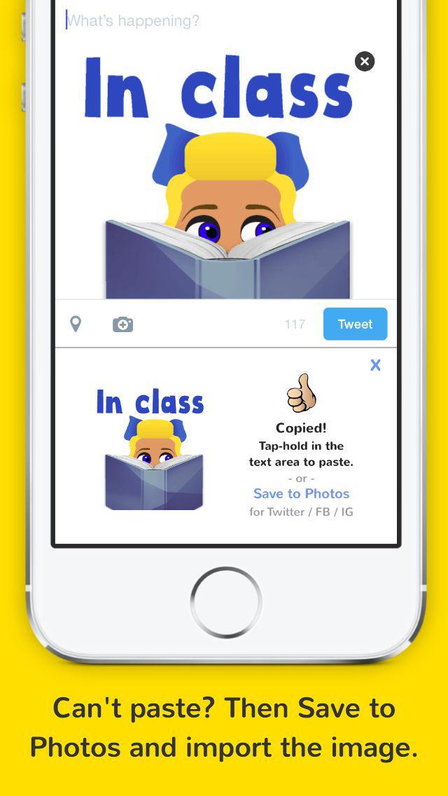 CheerKeys - the cheerleading keyboard from Cheermoji screenshot 3