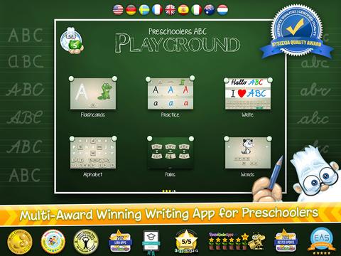 Preschoolers ABC Playground PRO - náhled