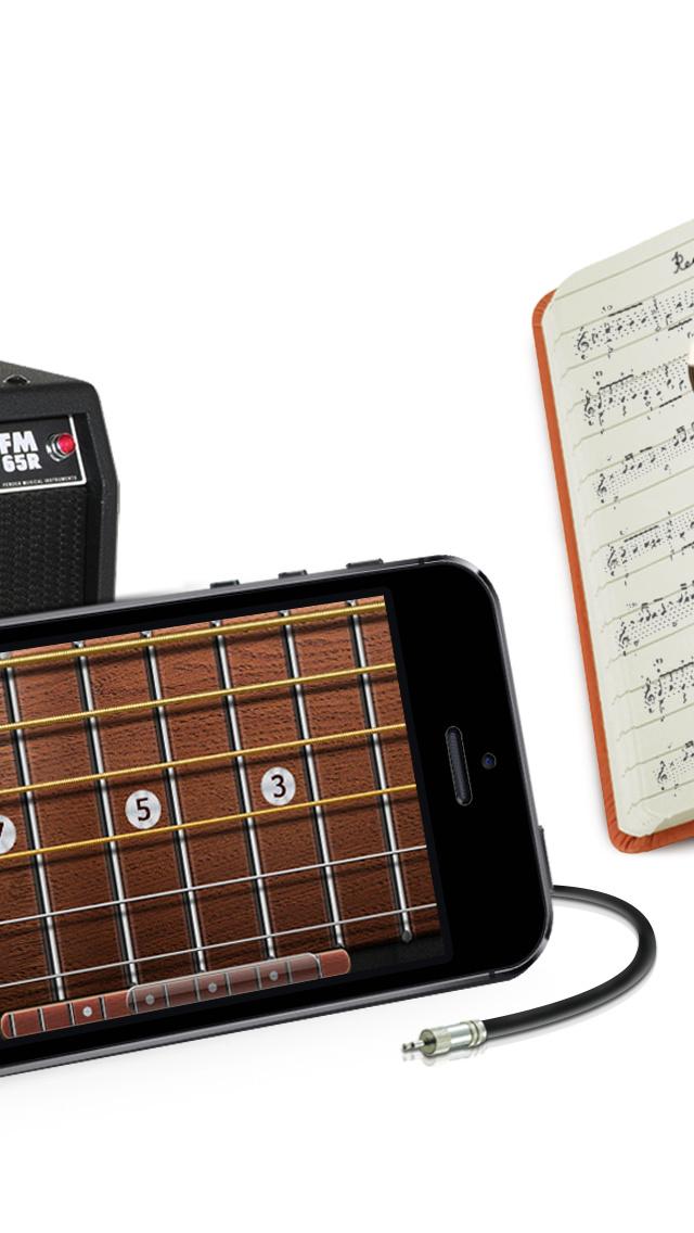 Guitar - Chords, Tabs & Games screenshot 2