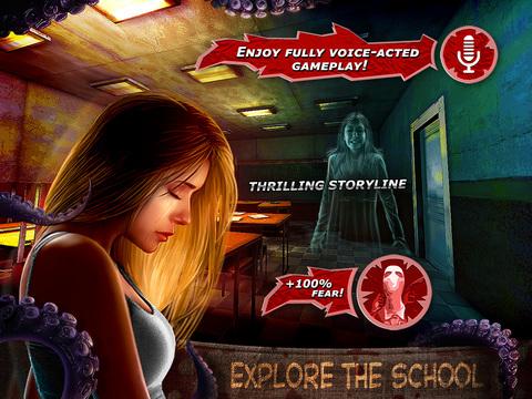 Slender Man Origins 3 Lite: Escape From School screenshot 7