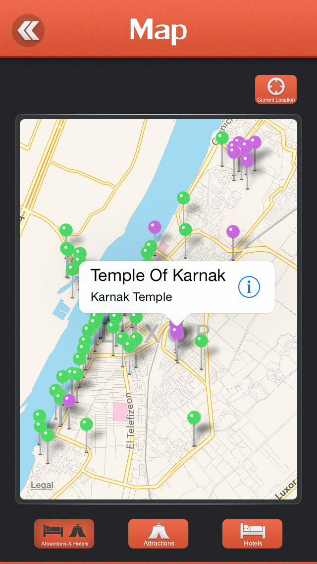 Karnak Temple Travel Guide screenshot 4