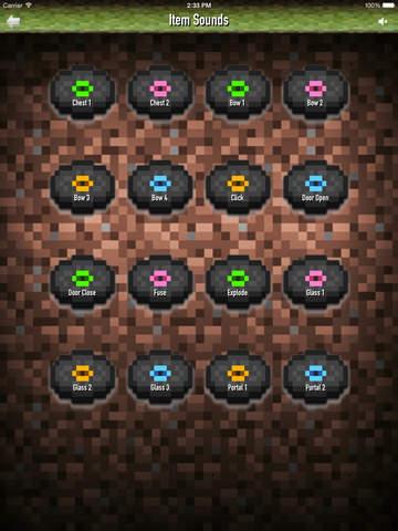 MC Sounds - Soundboard for Minecraft screenshot 7