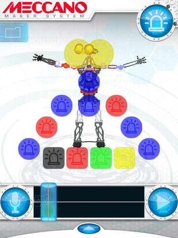 Meccanoid - Build Your Robot! screenshot 9