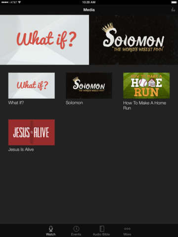Faith Christian Family Church screenshot 4