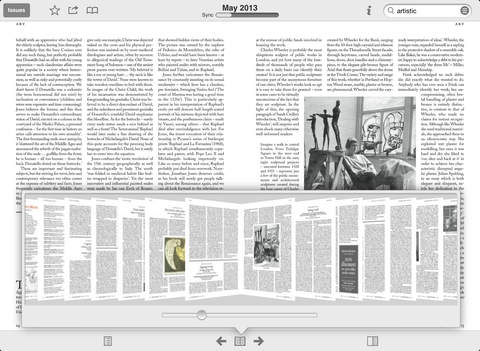 Literary Review screenshot 10