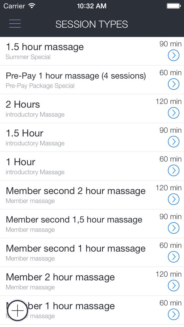 Massage Naturals Spa screenshot 1