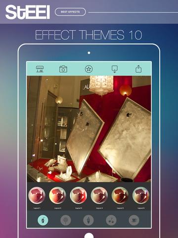 Lomograph Effect Camera screenshot 7