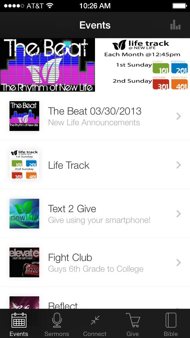 New Life Lehigh screenshot 1