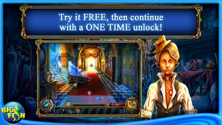 Dark Parables: The Final Cinderella - A Hidden Object Game with Hidden Objects screenshot 1