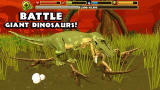 Jurassic Life: Velociraptor Dinosaur Simulator screenshot 4