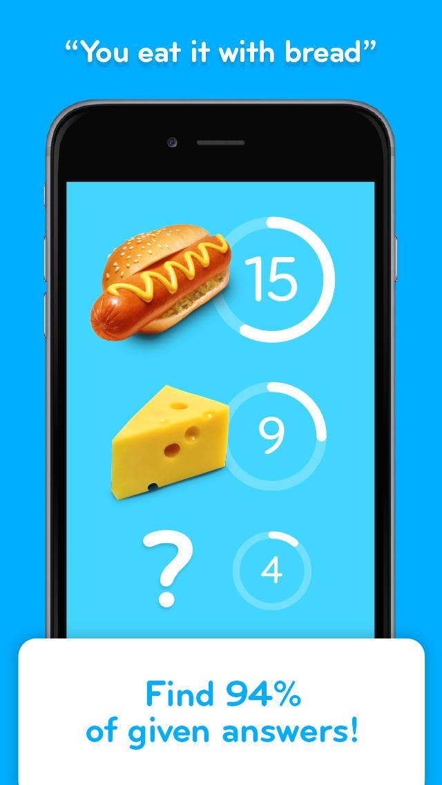 94% - Quiz, Trivia & Logic screenshot 1