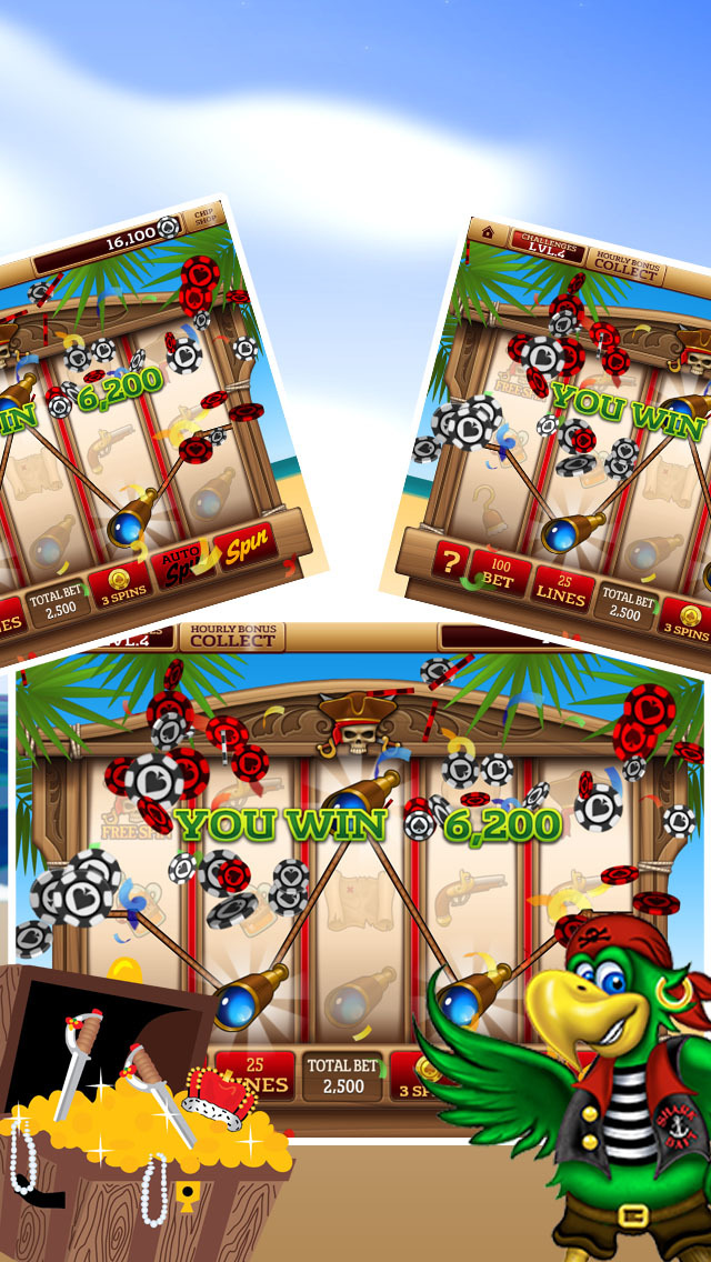 Amazing Casino Palace: Real Slots Vegas Application! screenshot 3