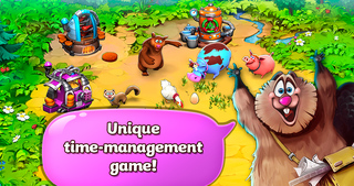 Farm Frenzy and Friends screenshot 1