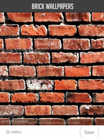 Brick Wallpapers screenshot 8