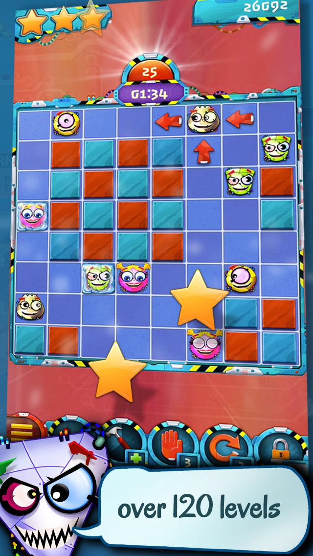Bots Boom Bang screenshot 2