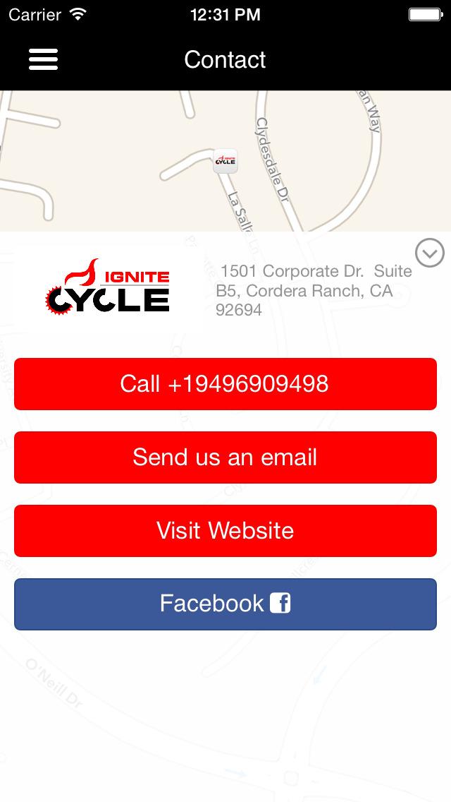 Ignite Cycle screenshot #5