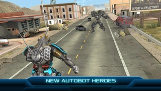 TRANSFORMERS: AGE OF EXTINCTION - The Official Game screenshot 5
