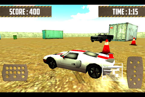 3D Off-Road Derby Car Drift Racing Game for Free - náhled