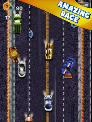 `Drag Street Theft Speed Racing - Turbo Kids Games screenshot 5
